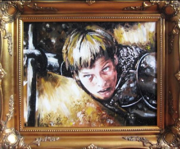 + Joan D'Arc +