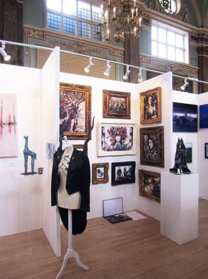 + Parallax Art Fair - Chelsea - London +