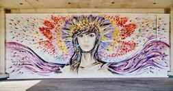 + Goddess in Highams Park +
