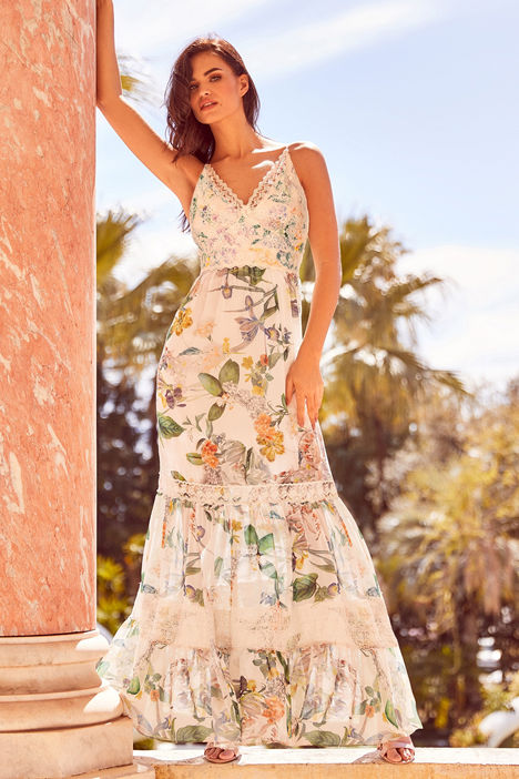 + Botanical Flowers print +