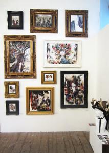 + New Artist Fair - Candid Trust Gallery London +