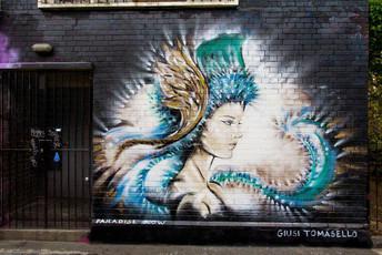 + Demeter in Paradise Raw, Bethnal Green, London  +