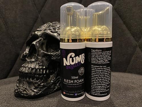 Numb Skulled Flesh Foam Mini 50ml