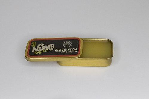 Numb Skulled Salve-Vival Natural Aftercare 15gram