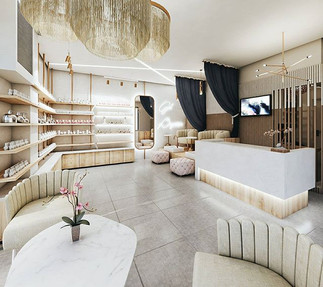 Very excited to share this elegant Salon