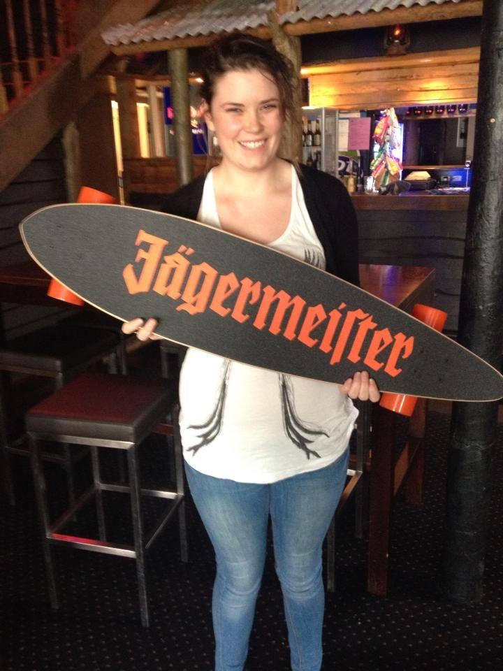 Jager Board winner