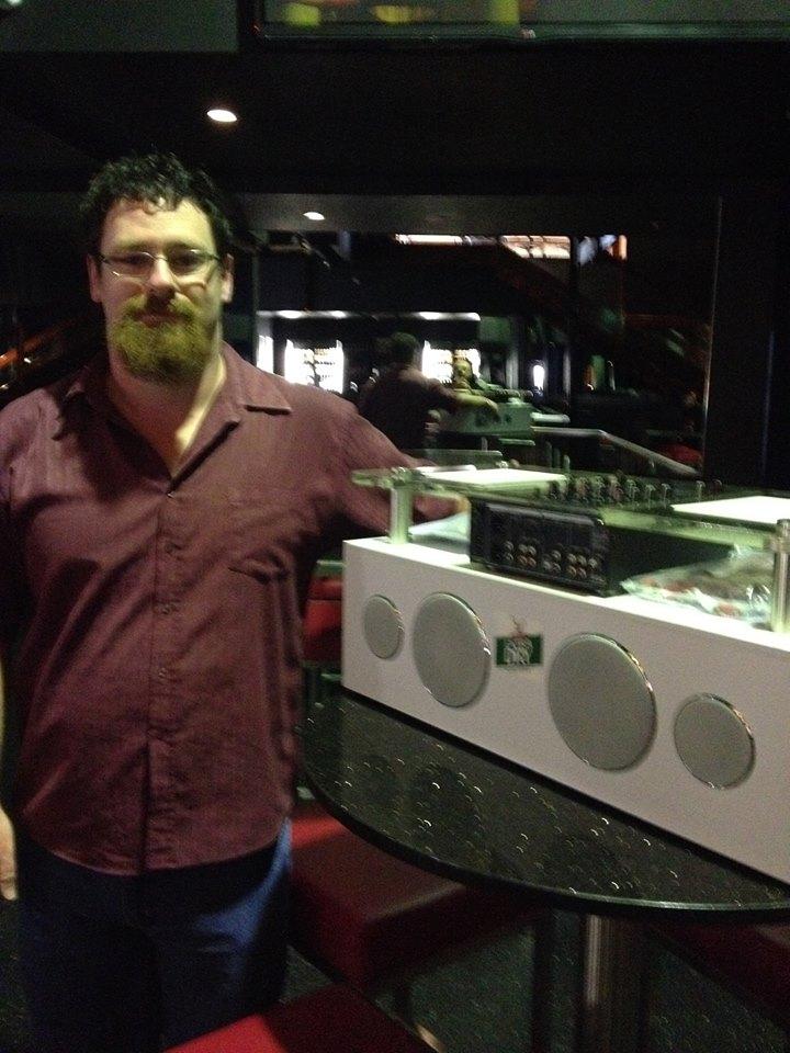 Winner of the TED DJ speakers