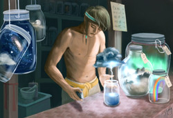 The Jar Seller
