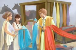 Cloth Merchant