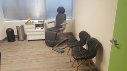Our Comfortable Treatment Chair