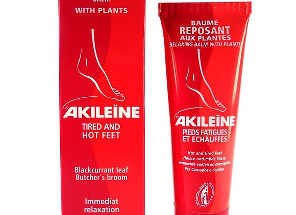 Akileine Red Relaxing Balm 50ml