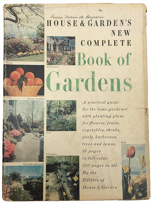 Book of Gardens