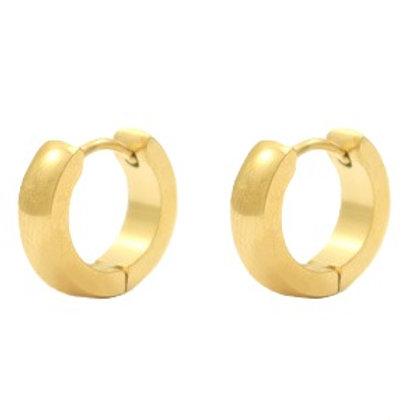 Oorbellen 'Simply Beautyful' goud