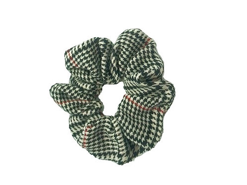 Scrunchie 'Little Red stripe'
