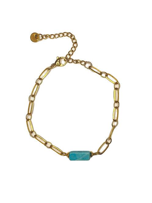 Armband 'Kate' goud