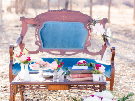 5 Reasons to Rent Your Wedding Decor