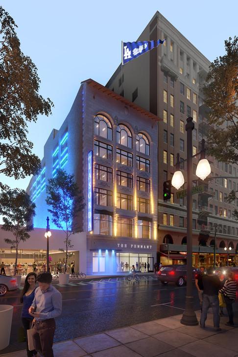 DTLA Broadway Multi Family Housing