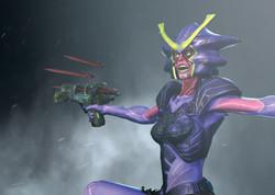 Devana, Cosmic hitman