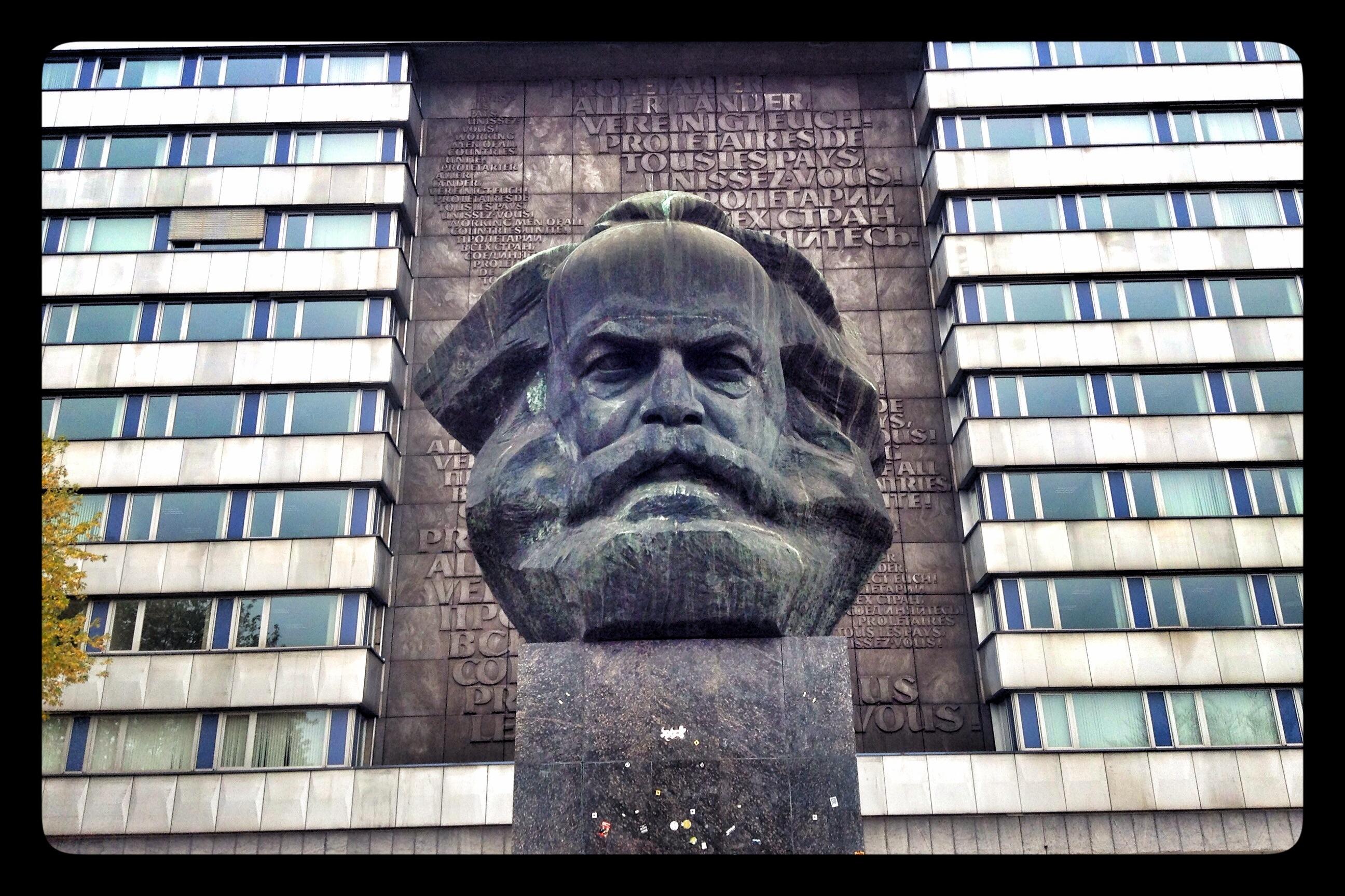 Old Karl Marx Stadt