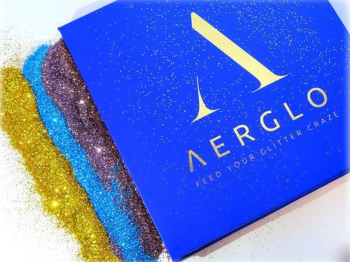 Aerglo Glitter Palette