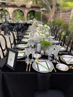 Woodland Hills Wedding Table