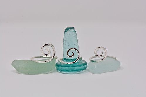 Wave Crest Ring