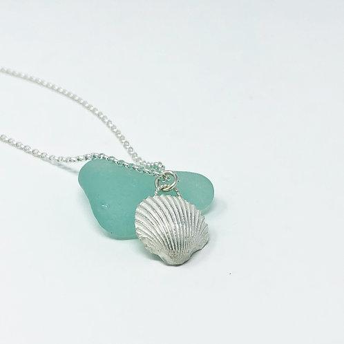 Dorset Sea Shell Necklace
