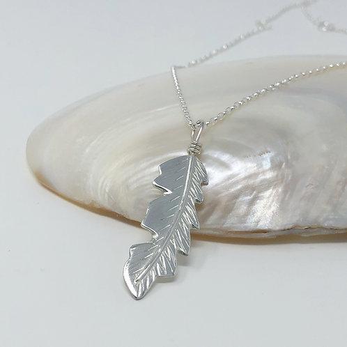 Original Feather Necklace