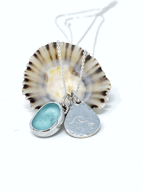 Mermaid Tear Custom Necklace