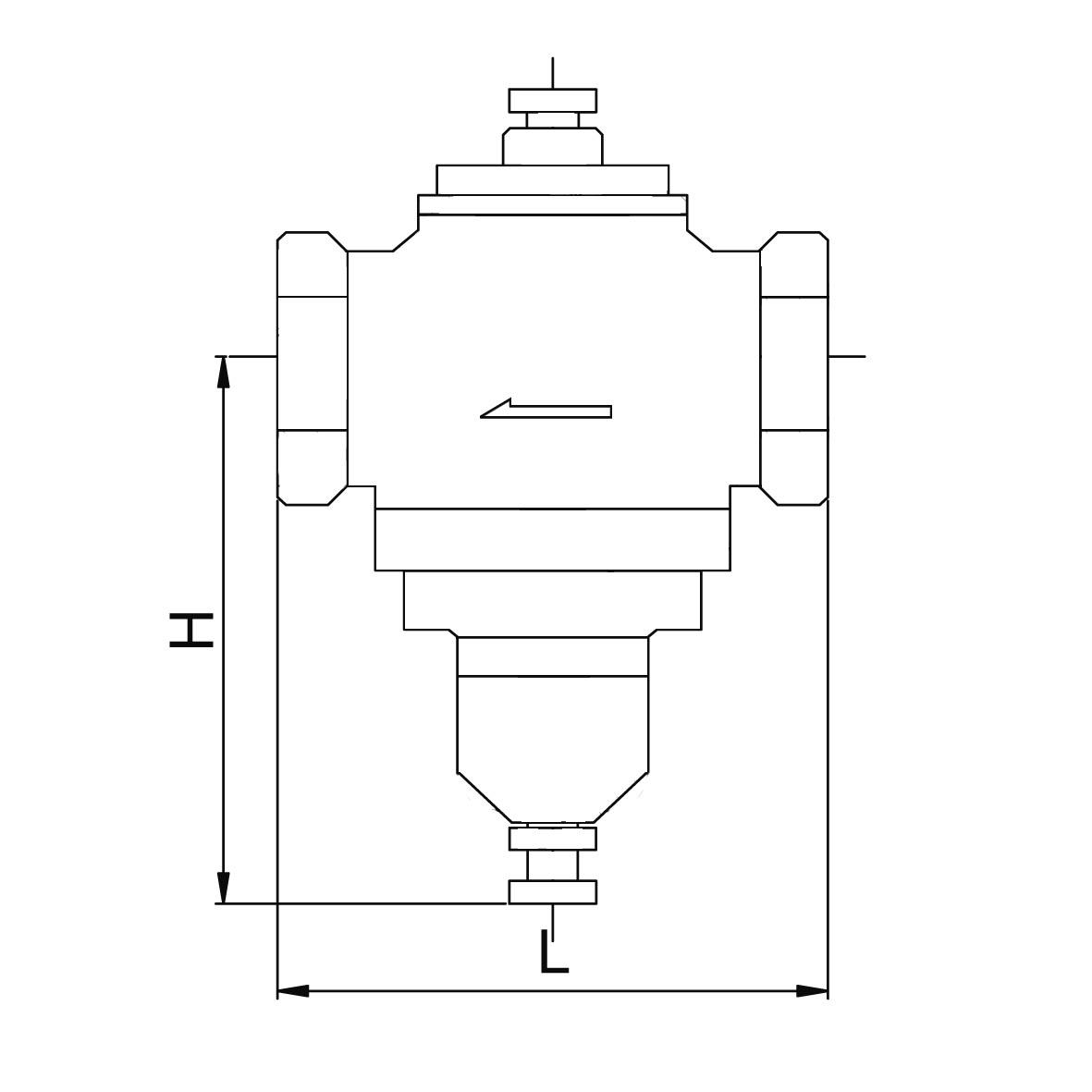 2230 Screw blueprint