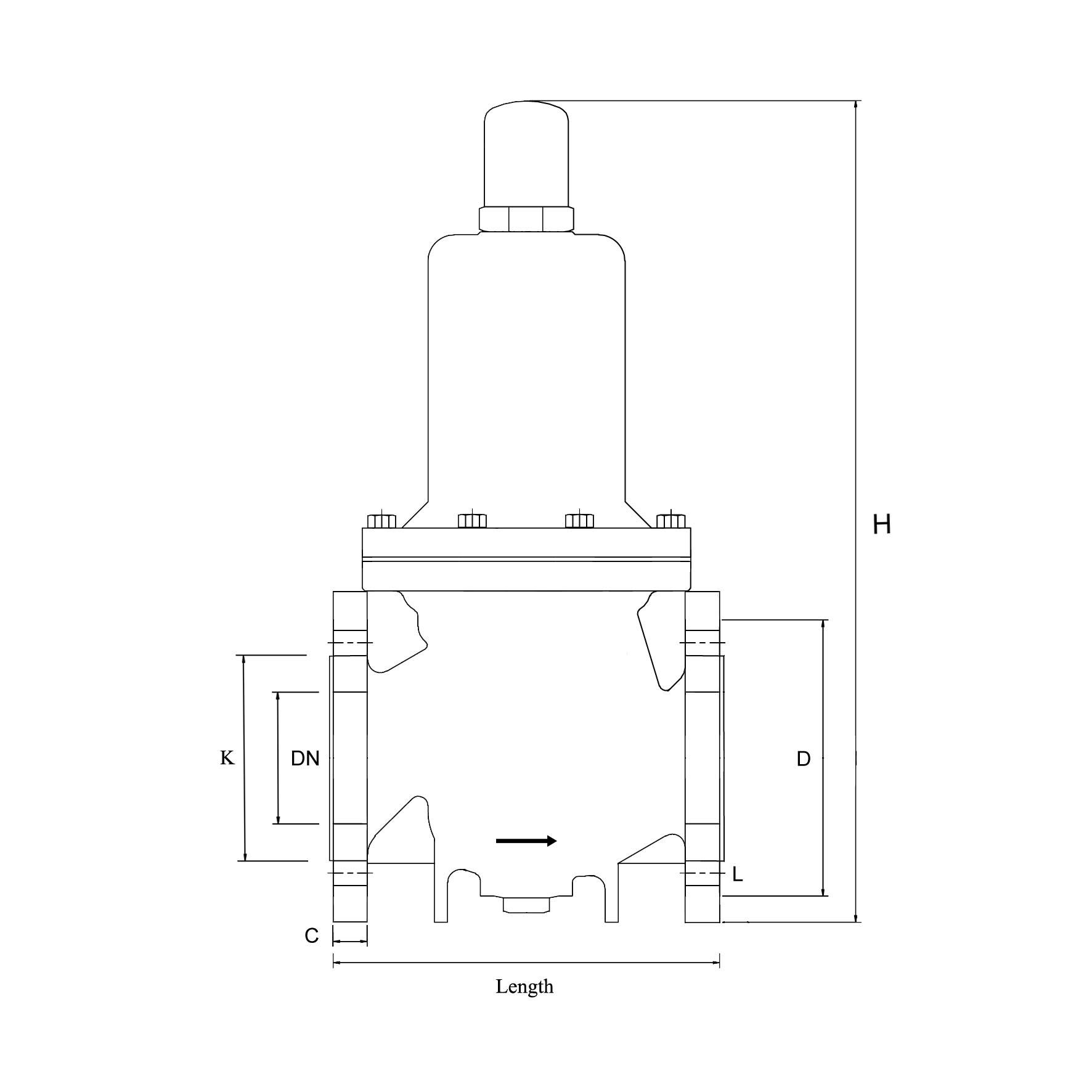 2200HF - blueprint