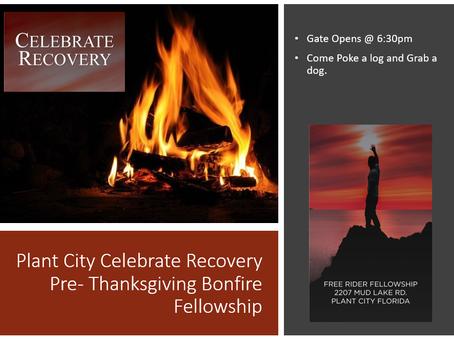 November 26 2019 - Fellowship Gathering