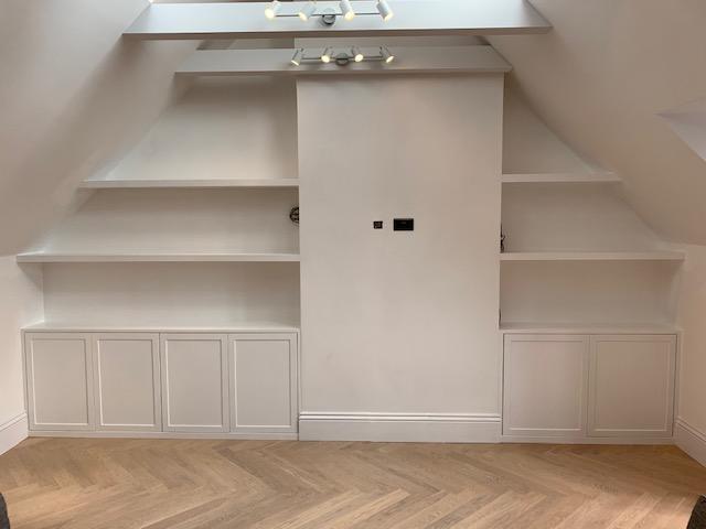 Bespoke Shelving & Cabinets
