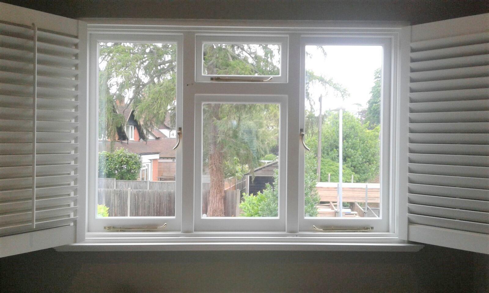 Sash Windows and Shutters