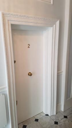 Flat Fire Door 2