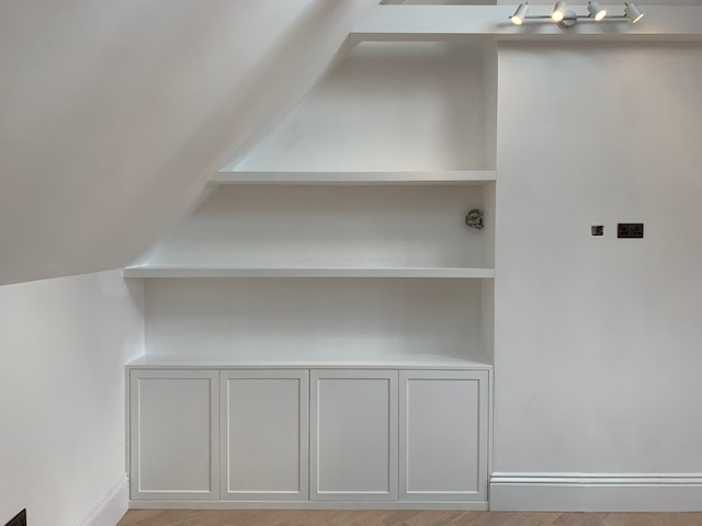 Bespoke Shelving & Cabinets 2