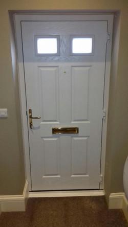 Internal Composite Door