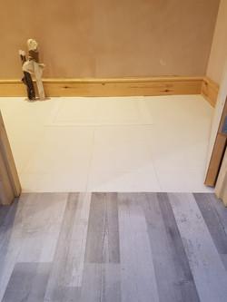 Manhole cover-tiling-flooring