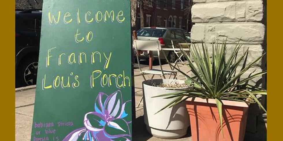 Franny Lous Porch Outdoor Vendor Market