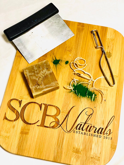 Sea Moss & Spirulina Detox & Complexion Bar