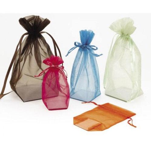Organza Soap Bag
