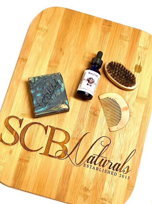 Zen Master Beard/Body Soap Bar