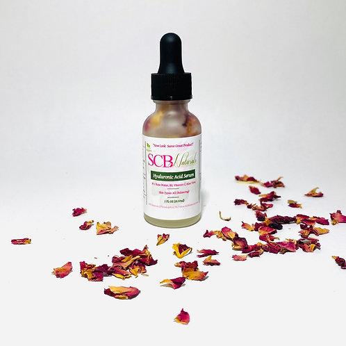 Damask Rose Hyaluronic Acid Serum