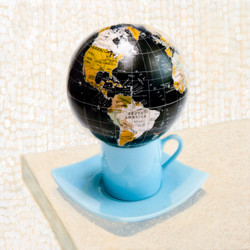 The World In My Cup - sold