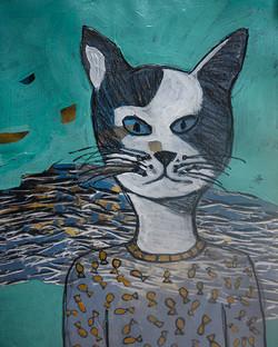Cat Spirit - sold