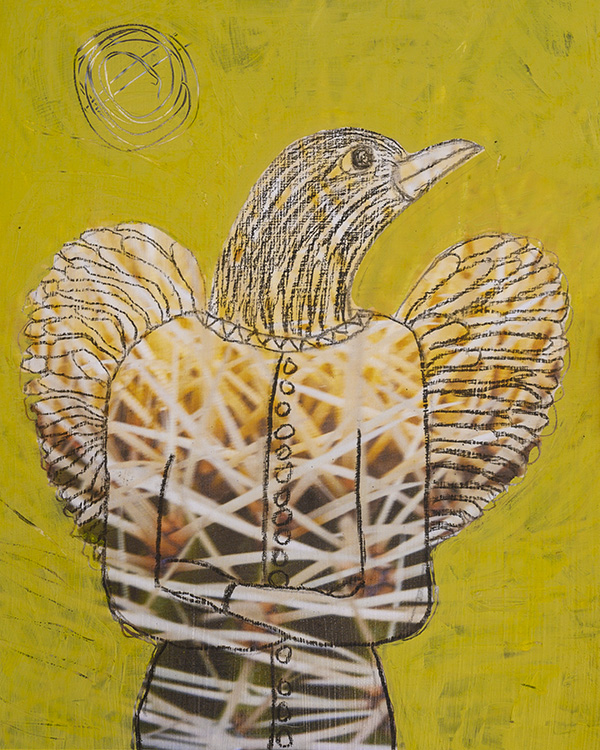 Golden Bird Spirit