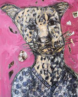 Gold Cheetah Spirit