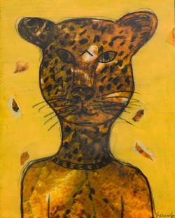 Brown Cheetah Spirit - sold