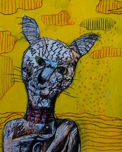 Tigeress Cat Spirit