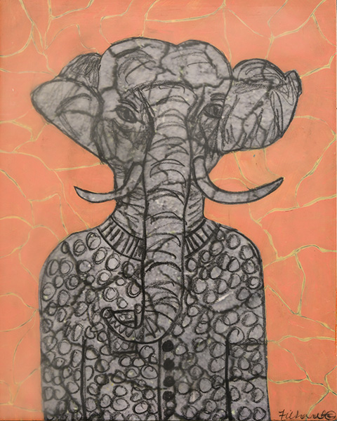 Elephant Spirit - sold